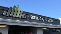 Skellig Gift Store - Shopfront Signage