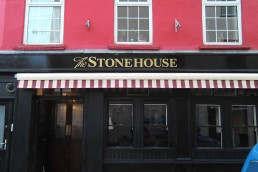 The Stonehouse Restaurant - 3D Lettering