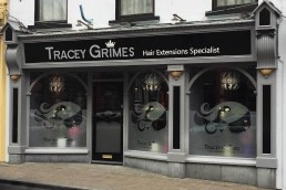 Tracey Grimes - Shopfront & Window Signage